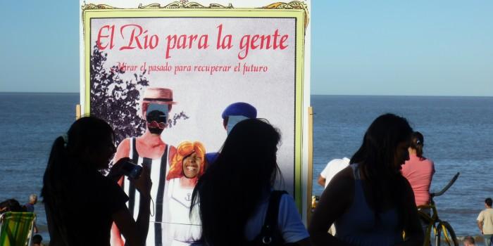 Defendamos la costa a toda costa. Rio de la Plata, Buenos Aires